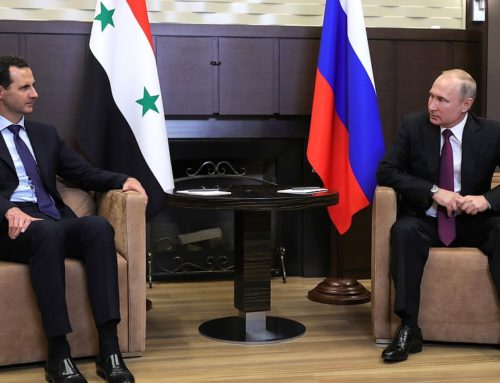سورية 'ساحة اختبار' بين روسيا واليابان