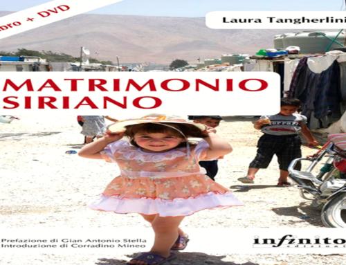عرسٌ سوريٌّ: كتابٌ وفيلمٌ لِلاوْرا تانْغِرْلِيني