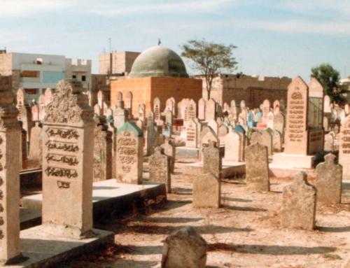 القبر حلم ثمين لسكان دمشق