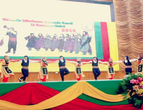 فيديو: المهرجانات تنعش الحركة الثقافية في المناطق الكردية