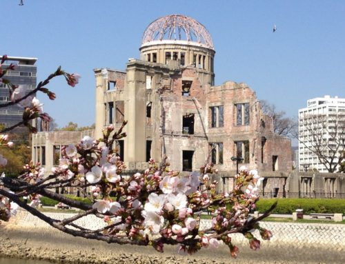 Hiroshima and the Initiative for Syrian Dialogue
