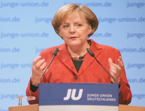 !هل يتيتّم سوريو ألمانيا برحيل ماما ميركل