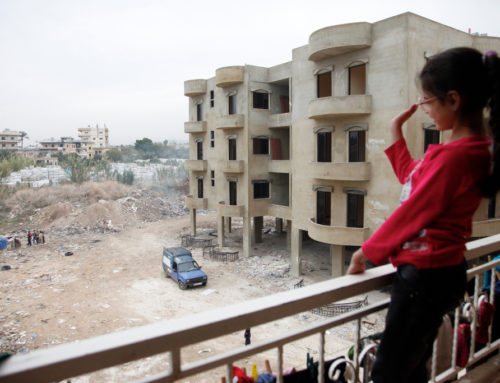 الصراع في سورية وآفاق الحل