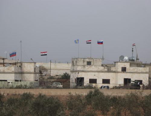 بلدة العريمة السورية نقطة التقاء للنفوذ الأميركي والروسي والتركي