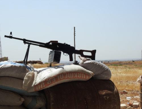 مايحصل في إدلب مرتبط بشرق الفرات؟