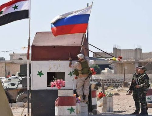 """""""The Syrian scene"""" from Moscow"""