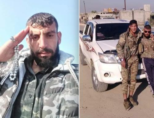 حروب الارتزاق بين سوريا وليبيا