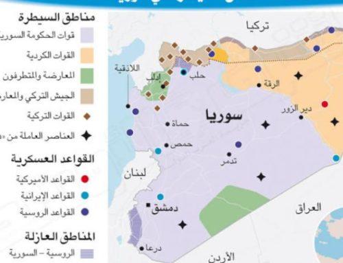 احصاءات ومظالم الكارثة السورية