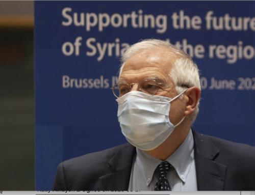 رسالة مؤتمر بروكسل إلى دمشق: لا تطبيع ولا إعمار قبل التسوية