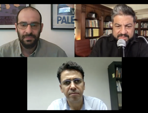 Conflict Economies in Syria: Roots, Dynamics, and Pathways for Change. Bassam Haddad Interviews Omar Dahi and Rabie Nasser