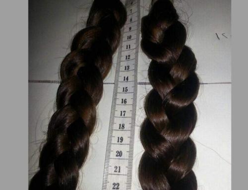 الفقر يدفع النساء لبيع شعرهن في سوريا