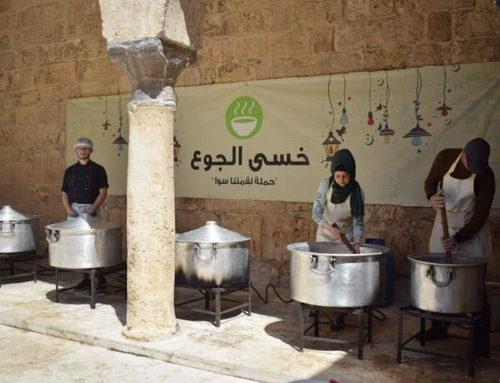 مبادرات رمضانية لدعم الأسر المحتاجة في سوريا