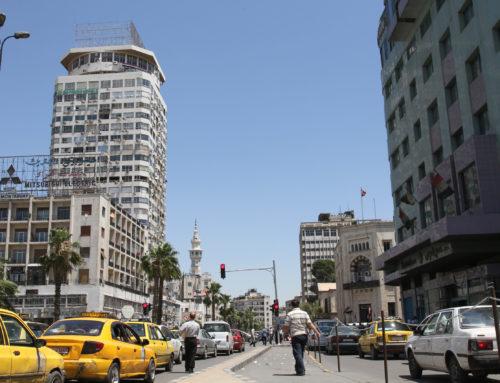 بعد الاستراحة: النقل في دمشق والحلم مقعد بكرامة