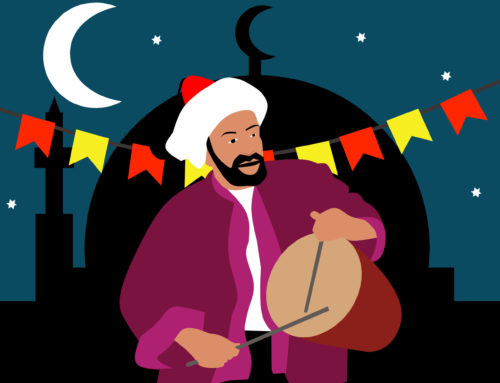 المسحراتي :ضيف رمضان يعود بعد طول غياب